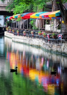 Riverwalk, San Antonio, TX